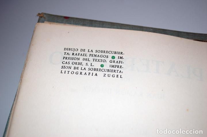 Libros antiguos: PLATERO Y YO. ELEGIA ANDALUZA 1907 - 1916. SELECCIONES AIRON. (VER DESCRIPCIÓN Y FOTOS) - Foto 7 - 103756895