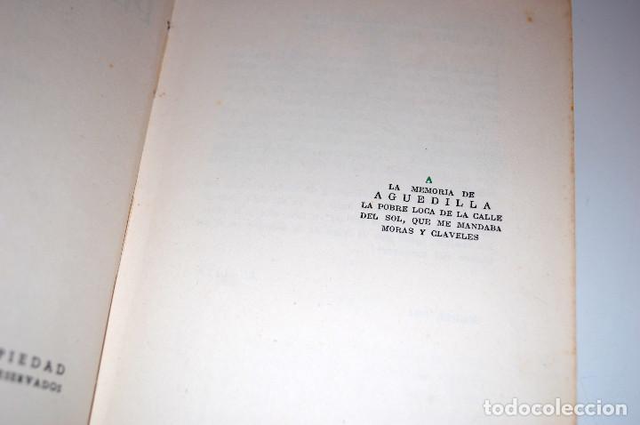 Libros antiguos: PLATERO Y YO. ELEGIA ANDALUZA 1907 - 1916. SELECCIONES AIRON. (VER DESCRIPCIÓN Y FOTOS) - Foto 8 - 103756895