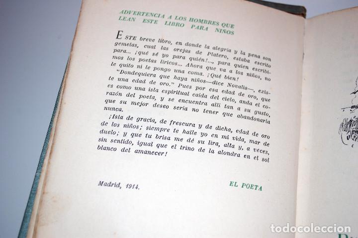 Libros antiguos: PLATERO Y YO. ELEGIA ANDALUZA 1907 - 1916. SELECCIONES AIRON. (VER DESCRIPCIÓN Y FOTOS) - Foto 9 - 103756895