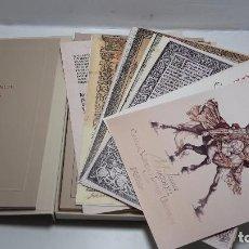 Libros antiguos: TIRANT LO BLANCH,ESTUDIS Y 13 LAMINES.. Lote 103935203