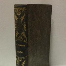 Libros antiguos: EL PARNASO ESPAÑOL Ó LAS NUEVE MUSAS CASTELLANAS. QUEVEDO, VILLEGAS, FRANCISCO G. DE. 1869. Lote 103965175