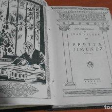 Libros antiguos: PEPITA JIMÉNEZ, JUAN VALERA. 1927.. Lote 104258091