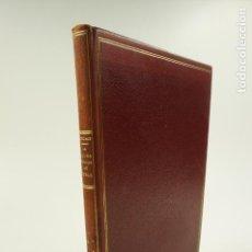 Libros antiguos: LA LLUNA SEGONS LO POBLE, CELS GOMIS, 1912, CEC, 3A EDICIÓ. 20,5X27,5CM. Lote 104358995