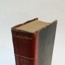 Libros antiguos: 1843 - MATEO ALEMÁN - VIDA Y AVENTURAS DEL PÍCARO GUZMAN DE ALFARACHE - 2 TOMOS, COMPLETO. Lote 104364719