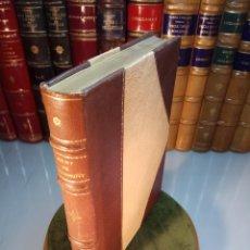 Libros antiguos: LETTRES SIXTINE - REMY DE GOURMONT - ANDRÉ PLICQUE & CIE. EDITEURS - PARIS - NUMERADO Y FIRMADO-1927. Lote 105722407