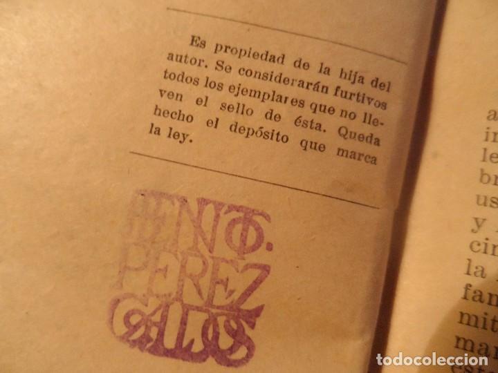 Libros antiguos: EL TERROR DE 1824 Y UN VOLUNTARIO REALISTA, B.P. GALDÓS 1929 -EPISODIOS NACIONALES II- - Foto 5 - 105739071