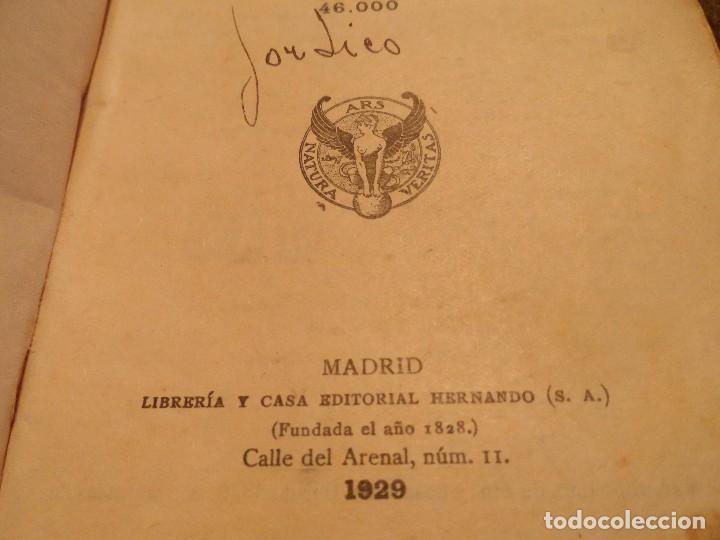 Libros antiguos: EL TERROR DE 1824 Y UN VOLUNTARIO REALISTA, B.P. GALDÓS 1929 -EPISODIOS NACIONALES II- - Foto 6 - 105739071