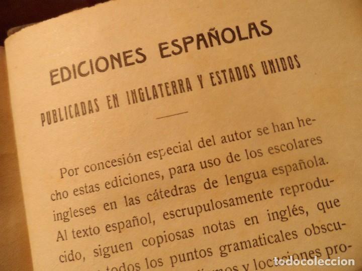 Libros antiguos: EL TERROR DE 1824 Y UN VOLUNTARIO REALISTA, B.P. GALDÓS 1929 -EPISODIOS NACIONALES II- - Foto 9 - 105739071