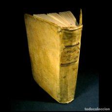 Libros antiguos: AÑO 1768 TITO LIVIO AB URBE CONDITA DÉCADAS NAPOLES PLENO PERGAMINO DE ÉPOCA LETRAS CAPITULARES ROMA. Lote 105947799