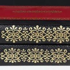 Libros antiguos: LA DIVINA COMEDIA. 2 TOMOS. DANTE ALIGHIERI. EDIT MONTANER Y SIMON. 1884.. Lote 105993275