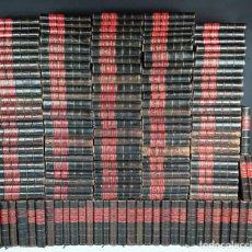 Libros antiguos: CLÁSICOS CASTELLANOS. 152 VOLUMENES. VARIOS AUTORES. EDIT ESPASA CALPE. 1912/1962.. Lote 107191527