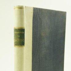 Libros antiguos: CANIGÓ LEYENDA PIRENAICA, JACINTO VERDAGUER 1898, CONDE DE CEDILLO, MADRID. 19,5X27CM. Lote 107646443