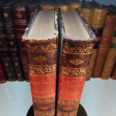 Libros antiguos: HISTORIADORES DE SUCESOS PARTICULARES - B. DE AUTORES ESPAÑOLES - TOMOS XXI Y XXVIII - 1852 Y 1853 . Lote 107708523