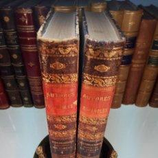 Libros antiguos: HISTORIADORES PRIMITIVOS DE INDIAS - B. DE AUTORES ESPAÑOLES - TOMOS XXII Y XXVI - 1852 Y 1853 - . Lote 107708651