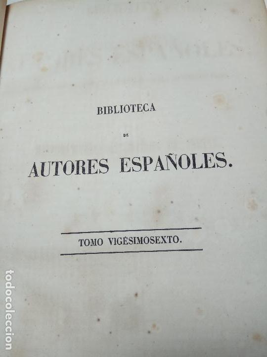 Libros antiguos: HISTORIADORES PRIMITIVOS DE INDIAS - B. DE AUTORES ESPAÑOLES - TOMOS XXII Y XXVI - 1852 Y 1853 - - Foto 7 - 107708651