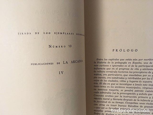 Libros antiguos: Fuensalida : Breve summa llamada sosiego y descanso del alma. (tirada de 100 ejem. 1947). - Foto 2 - 107727903