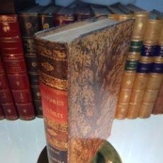 Libros antiguos: OBRAS ESCOGIDAS DEL PADRE JOSÉ FRANCISCO DE ISLA - B. DE AUTORES ESPAÑOLES - DON PEDRO FELIPE - 1850. Lote 107973271