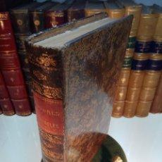 Libros antiguos: OBRAS COMPLETAS DEL EXCMO. D. MANUEL JOSÉ QUINTANA - B. DE AUTORES ESPAÑOLES - 1852 - MADRID -. Lote 107973819