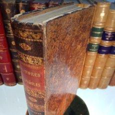 Libros antiguos: COMEDIAS ESCOGIDAS DE FRAY GABRIEL TELLEZ ( EL MAESTRO...- B. DE AUTORES ESPAÑOLES - 1848 - MADRID -. Lote 107974487