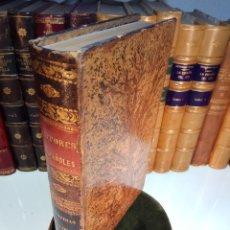 Libros antiguos: COMEDIAS DE JUAN RUIZ DE ALARCON Y MENDOZA - B. DE AUTORES ESPAÑOLES - DON JUAN ... -1852 - MADRID -. Lote 107974951
