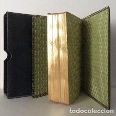 Livres anciens: SANTA TERESA DE JESÚS : OBRAS. (1.392 PÁGINAS. PLENA PIEL. CORTES DORADOS. ESTUCHE.. Lote 108028691
