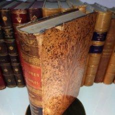 Libros antiguos: OBRAS DE DON FRANCISCO DE QUEVEDO VILLEGAS - POESÍAS - B. DE AUTORES ESPAÑOLES -1877 - MADRID -. Lote 108368695