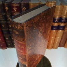 Libros antiguos: OBRAS ESCOGIDAS DEL PADRE RIVADENEIRA DE LA COMPAÑÍA DE..- B. DE AUTORES ESPAÑOLES -1868 - MADRID -. Lote 108403643