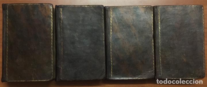 Libros antiguos: EL INGENIOSO HIDALGO DON QUIXOTE DE LA MANCHA. IBARRA, 1782. 4 TOMOS. 24 LÁMINAS Y UN MAPA PLEGADO. - Foto 11 - 108988911