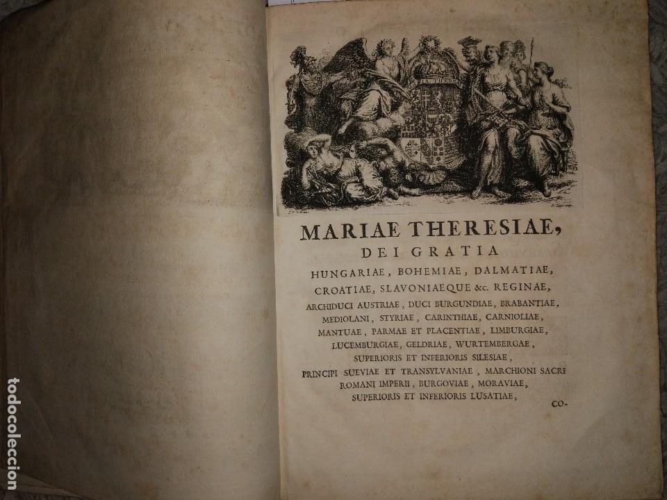 Libros antiguos: Luciani Samosatensis. Mosis Solani & I.M Gesneri. Opera Cum Nova Versione. 1743-46. 4 Vol. - Foto 8 - 109037515