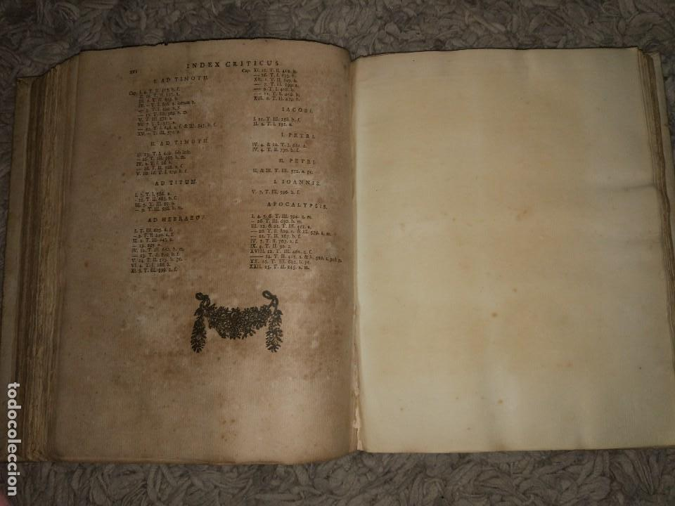Libros antiguos: Luciani Samosatensis. Mosis Solani & I.M Gesneri. Opera Cum Nova Versione. 1743-46. 4 Vol. - Foto 12 - 109037515