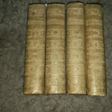 Libros antiguos: LUCIANI SAMOSATENSIS. MOSIS SOLANI & I.M GESNERI. OPERA CUM NOVA VERSIONE. 1743-46. 4 VOL.. Lote 109037515