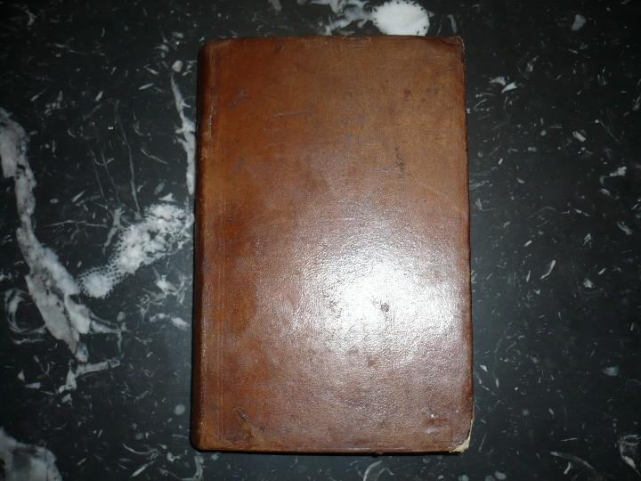 Libros antiguos: LECCIONES SOBRE RETORICA Y BELLAS LETRAS HUGO BLAIR 1801 MADRID TOMO 4º - Foto 10 - 109044999