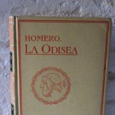 Libros antiguos: LA ODISEA. HOMERO. TRAD. LUIS SEGALÁ. ILUSTRADOR FLAXMAN Y WAL PAGET. MONTANER Y SIMON, 1910.. Lote 109363671