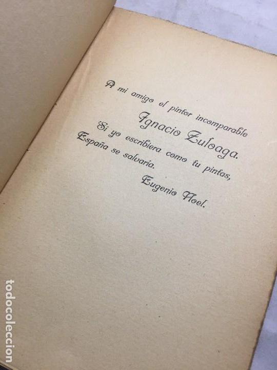 Libros antiguos: Castillos en España Eugenio Noel Valladolid ppios siglo XX Raices de la tragedia española - Foto 4 - 109407035