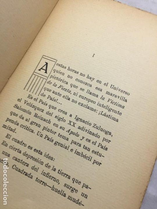 Libros antiguos: Castillos en España Eugenio Noel Valladolid ppios siglo XX Raices de la tragedia española - Foto 5 - 109407035