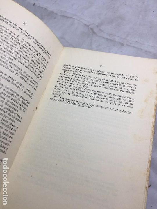 Libros antiguos: El Amor el dandysmo y la intriga Pío Baroja 1923 Caro Raggio editor 2ª edición - Foto 5 - 109434635