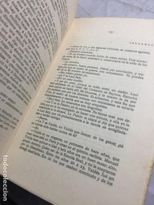 Libros antiguos: El Amor el dandysmo y la intriga Pío Baroja 1923 Caro Raggio editor 2ª edición - Foto 9 - 109434635