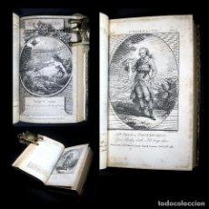 Libros antiguos: AÑO 1788 SHAKESPEARE ROMEO Y JULIETA CIMBELINO 4 GRABADOS 2 OBRAS EN UN VOLÚMEN ROMEO AND JULIET. Lote 109643727