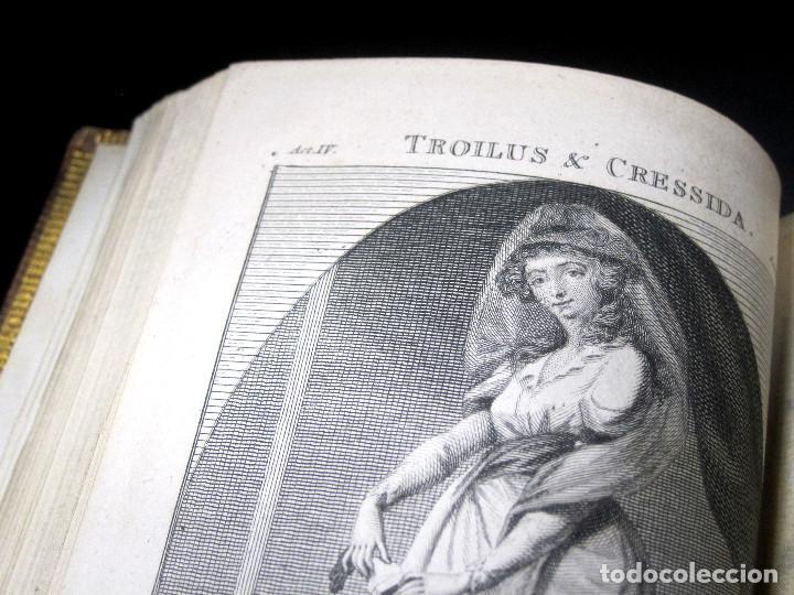 Libros antiguos: Año 1788 Shakespeare Otelo Troilo y Crésida 4 grabados a plena página 2 obras en un volúmen Othello - Foto 19 - 109644651