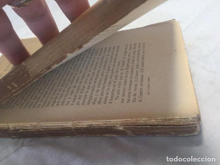 Libros antiguos: El Pueblo Gris Santiago Rusiñol español 1904 primera edición Madrid rústica - Foto 3 - 109763615