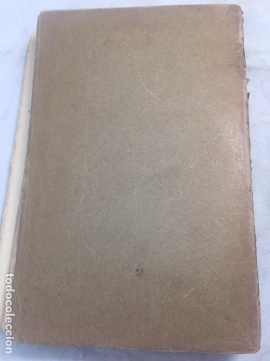 Libros antiguos: El Pueblo Gris Santiago Rusiñol español 1904 primera edición Madrid rústica - Foto 14 - 109763615