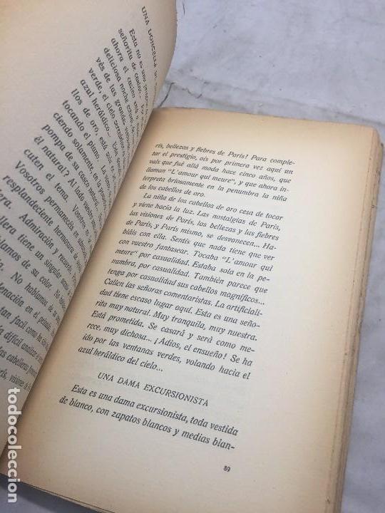 Libros antiguos: La Bien Plantada Xenivs Eugenio DOrs biblioteca excelsior Traducción Rafael Marquina rústica - Foto 8 - 109801787