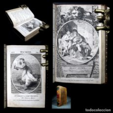 Libros antiguos: AÑO 1793 SHAKESPEARE MACBETH Y KING JOHN 4 GRABADOS A PLENA PÁGINA 2 OBRAS EN UN VOLÚMEN. Lote 109935947