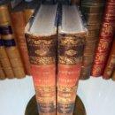 Libros antiguos: POETAS ÉPICOS - 2 TOMOS - DON CAYETANO ROSELL - B. DE AUTORES ESPAÑOLES -1851 - MADRID -. Lote 111424271