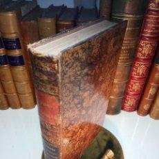 Libros antiguos: ROMANCERO Y CANCIONERO SAGRADOS - DON JUSTO DE SANCHA - B. DE AUTORES ESPAÑOLES -1855 - MADRID -. Lote 111425087