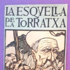 Libros antiguos: EL QUIJOTE - 1905 - LA ESQUELLA DE LA TORRATXA - MONOGRAFICO. Lote 111440107