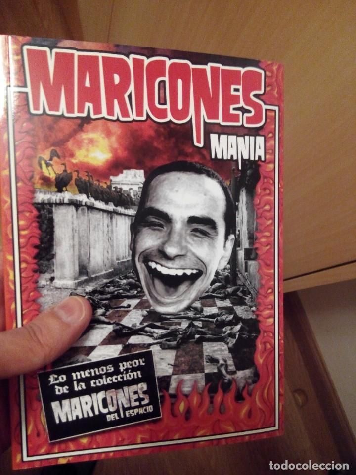 MARICONES MANIA (Libros antiguos (hasta 1936), raros y curiosos - Literatura - Narrativa - Clásicos)