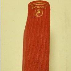 Libros antiguos: ARTHUR CONAN DOYLE : NOVELAS DE AVENTURAS (LINCE INQUIETO AGUILAR, 1964). Lote 111814779