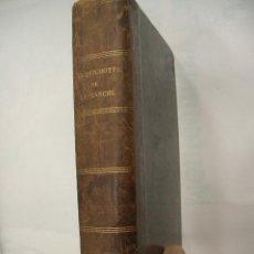 Libros antiguos: QUIJOTE EN FRANCÉS L'INGÉNIEUX HIDALGO DON QUICHOTTE DE LA MANCHE. TRADUIT ET ANNOTÉ PAR L'INGÉNIEU. Lote 112221235