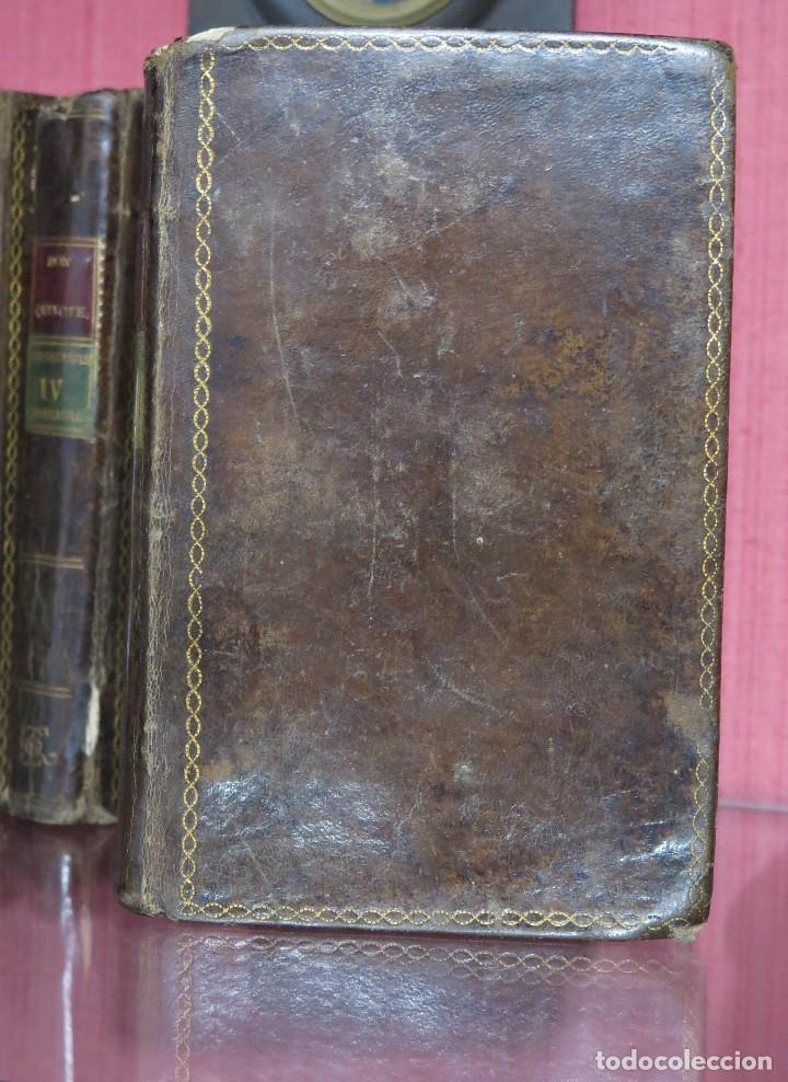 Libros antiguos: 1787. DON QUIJOTE DE LA MANCHA. QUIXOTE. MIGUEL DE CERVANTES. ED. IBARRA. 1787. 6 TOMOS - Foto 3 - 112300263